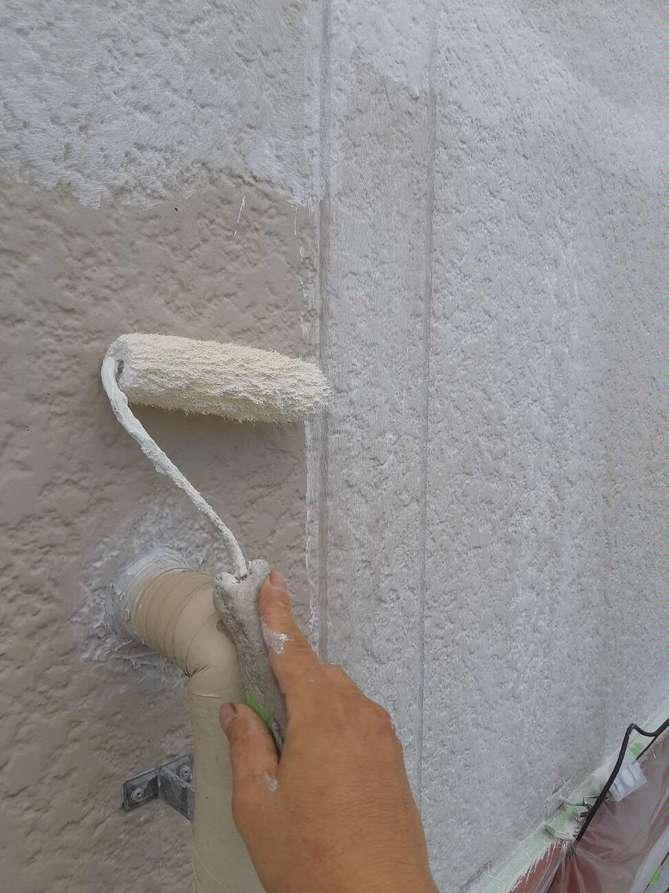 龍ヶ崎市で12年前に外壁屋根塗装工事したお客様からのご依頼