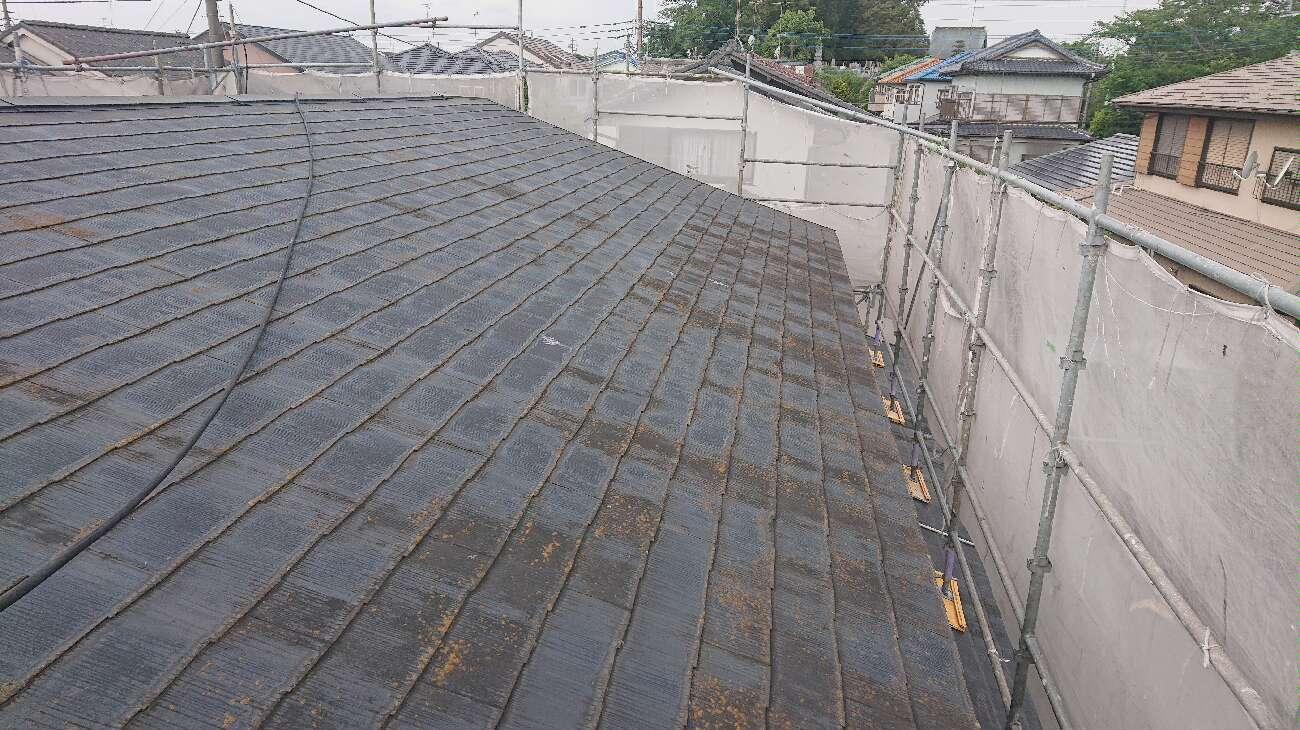 屋根の写真 施工前