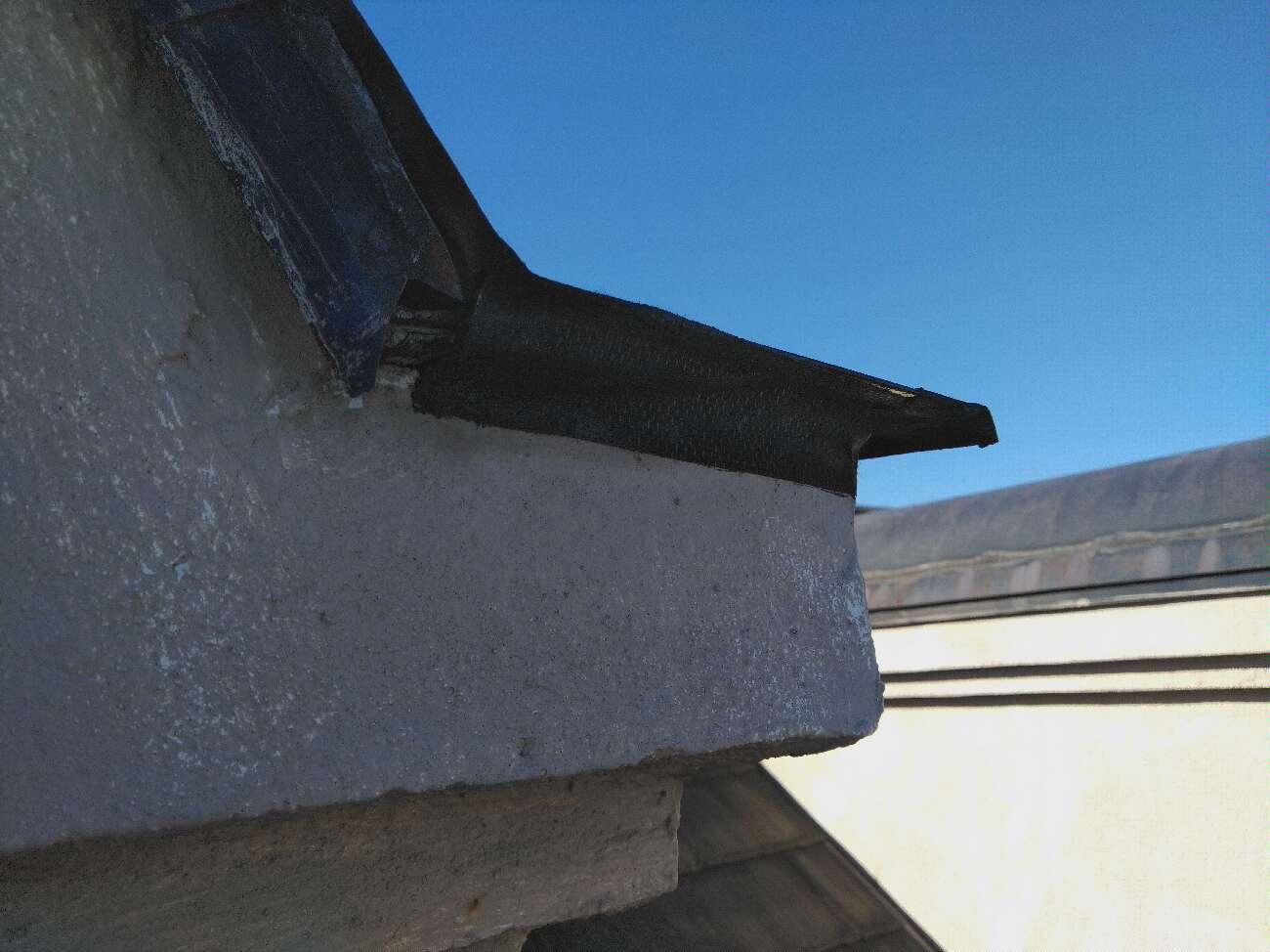 屋根修理後の画像
