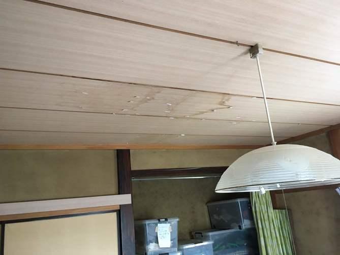 利根町でガルバニウム鋼板の屋根工事を施工しました